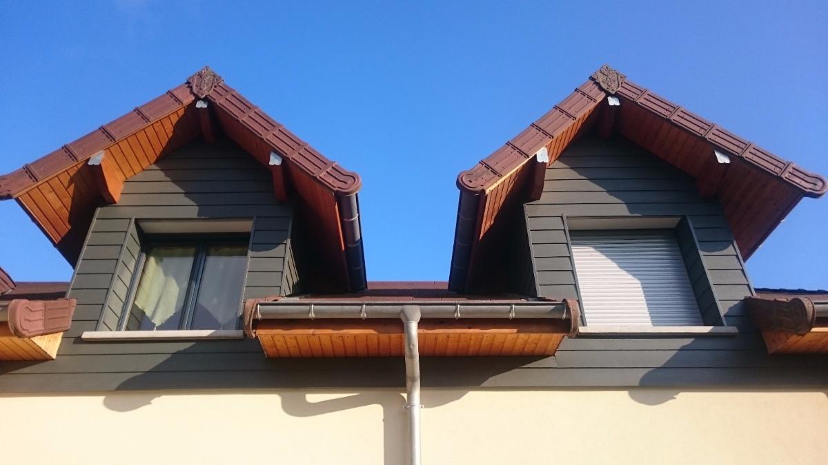 Menuiserie Figard - Fabrication sur mesure - Fenêtre - Bois-aluminium - Vesoul